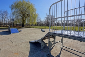 Foto Skaterplatz